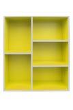 Красочные шкафы на изолированной предпосылке. Стоковая Фотография RF