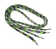 Красочные шнурки Стоковые Фотографии RF