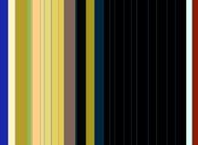 Красочные элегантные линии, предпосылка Стоковое Изображение
