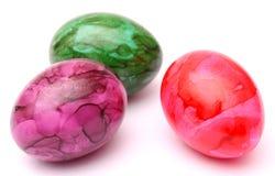 Красочные яичка Стоковые Изображения RF