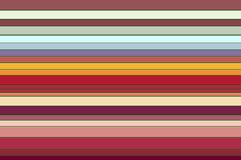 Красочные яркие линии, абстрактная предпосылка Стоковое Фото