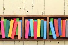 Красочные crayons Стоковые Изображения RF