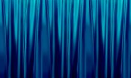 Красочные naturalistic занавесы сини градиента картина безшовная также вектор иллюстрации притяжки corel бесплатная иллюстрация