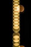 Красочный абстрактной предпосылки освещения Стоковые Изображения