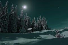 Красочный ландшафт в горах, перемещение Америки, мир красоты Стоковое Изображение RF