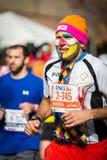Красочный бегун Стоковая Фотография RF