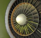 Красочный вентилятор Стоковые Изображения RF