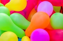 Красочный воздушный шар Стоковые Изображения