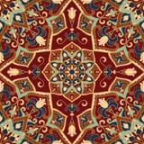 Красочный восточный орнамент Стоковые Изображения RF