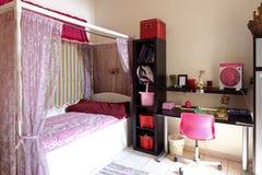 Красочный интерьер комнаты детей Стоковое Изображение RF