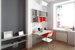Красочный интерьер комнаты детей Стоковое Фото
