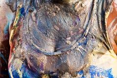 Красочный комод масленицы Стоковые Фото