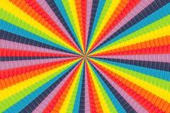 Красочный круга радуги Стоковое фото RF