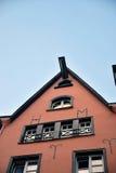 Красочный Кёльн стоковое фото rf