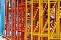 Красочный металл Стоковая Фотография