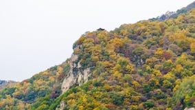 Красочный наклон горы ¼ Œ Пекина Baihua Mountainï Стоковые Фотографии RF