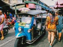 Красочный на рынке Стоковое Фото