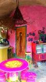 красочный дом Стоковая Фотография RF