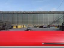 Красочный пояс построенный DB Стоковое Изображение