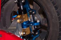 Красочный подвес Стоковое Изображение RF