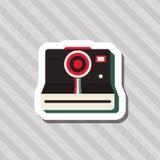 Красочный ретро дизайн, иллюстрация вектора Стоковое фото RF