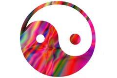 Красочный символ мира изолированный на белой предпосылке Стоковые Изображения RF