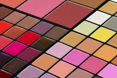 Красочный составьте палитру Стоковые Фотографии RF