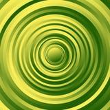 Красочный спирально объезжайте картину Вращая круги с градиентом бесплатная иллюстрация