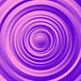 Красочный спирально объезжайте картину Вращая круги с градиентом Стоковые Фотографии RF