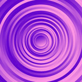 Красочный спирально объезжайте картину Вращая круги с градиентом Стоковые Фото