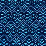 Красочный тайский шелк handcraft конец поверхности половика стиля peruvian вверх по больше этого мотива & больше backgro перуанск Стоковая Фотография RF