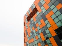 Красочный фасад Стоковые Фотографии RF
