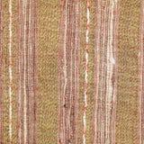 Красочный шелк Лаоса handcraft консервация поверхности половика стиля peruvian старым сорванная годом сбора винограда сделанная о стоковое фото rf