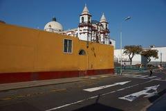 Красочный Trujillo стоковое изображение