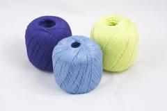 3 красочных пасма Стоковая Фотография RF