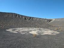 кратер вулканический Стоковые Изображения RF