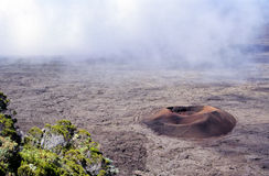 кратер Стоковые Фото