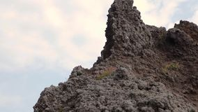 Кратер Vesuvius видеоматериал