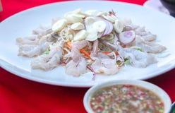 Креветка тайского chili еды горячая Стоковые Фотографии RF