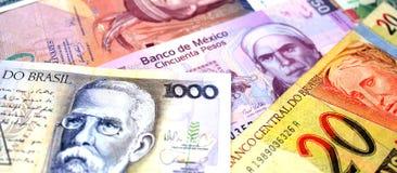кредитки америки южные Стоковая Фотография RF