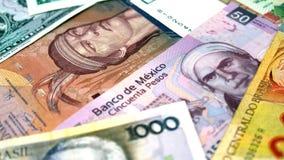 кредитки америки южные Стоковое фото RF