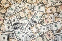 Кредитки доллара Стоковые Изображения RF