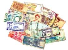 кредиток середина на восток Стоковые Изображения RF