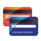 кредит карточки банка Стоковые Изображения RF