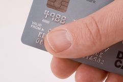 кредит карточки Стоковое Фото