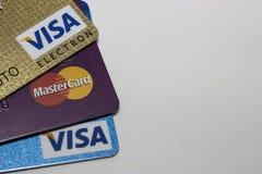 кредит s карточки стоковое изображение rf