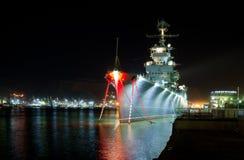 Крейсер ночи Стоковые Изображения RF