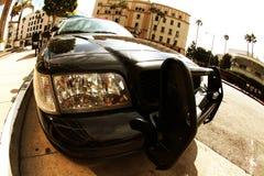 Крейсер полиций Стоковая Фотография RF