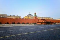 Кремль, красный квадрат Стоковое Изображение RF