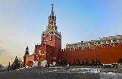 Кремль, красный квадрат Стоковые Изображения RF
